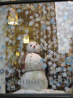Anthropologie Snowman | by ShellyS