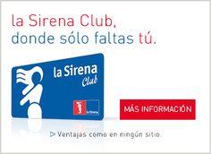 Compra CONGELADO - LA SIRENA ______________ http://www.lasirena.es/