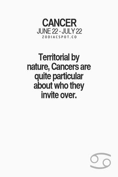 8 Fundamental Cancer Facts Everyone Should Know Cancer Zodiac Facts, Cancer Traits, Cancer And Pisces, Cancer Horoscope, Cancer Quotes, Zodiac Horoscope, Infp, Best Zodiac Sign, Zodiac Signs