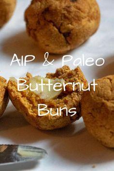 Butternut Breakfast Buns (AIP, Paleo)— AIP Nutrition