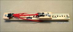 The Pocket Buddy Paracord Bracelet Jig with 3 8 Buckle   eBay