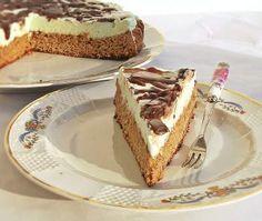 Prajitura cu menta si mascarpone (Cake After Eight)