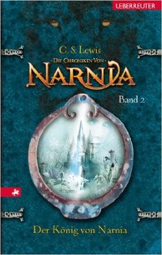 Der König von Narnia by CS Lewis. This is the German translation of 'The Lion, the Witch and the Wardrobe'