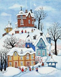 Finally Snow (48 pieces)