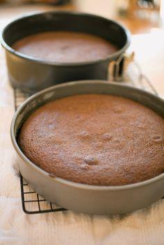 Cinnamon Tea Cake - Vegan