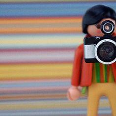 Playmobil + Lomography