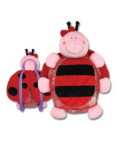 Another great find on #zulily! Ladybug Swim Bag by Stephen Joseph #zulilyfinds