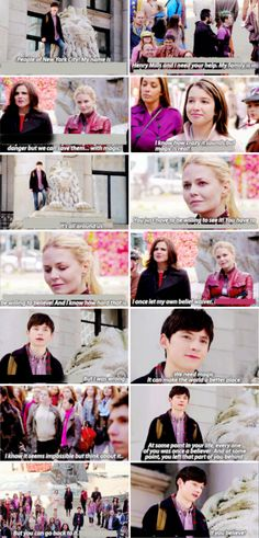 "Henry, Regina, Emma, Violet and Rumple - 5 * 23 ""An Untold Stories"""
