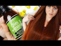 Jak najszybciej i najlepiej olejować włosy? | DWUETAPOWE OLEJOWANIE - YouTube