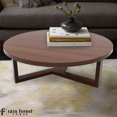 Are You A #Fan Of Eclectic Formal #Fashion? Then Bring #Home This Round Star #Coffee #Table & Add Natural Colors to Your #Living #space