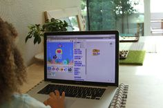 Coding: Kids can learn how to write their own computer programs with Scratch software. Coding for kids becomes user friendly and accessible with Scratch (a free online program developed by MIT). The program allows kids to get inside the code of their computer and design personalized video games and animations that are immediately viewable. They also learn programming vocabulary. #coding #computerscience #scratch #programming #codingforkids #STEM #ece #interestledlearning…