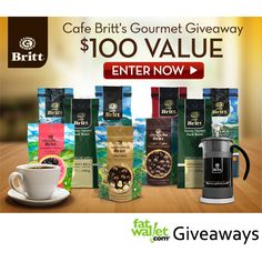Win a Bundle of Coffee, Chocolates and Coffee Accessories From Cafe Britt - Get The Skinny - Save Money with FatWallet