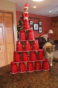 300+ Elf on the Shelf Photos in the Gallery