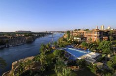 Egypt's sunniest southern city and ancient frontier town located about 81 miles south of Luxor, has a distinctively African atmosphere. Its ancient Egyptian name was Syene.  http://touregyptclub.com/travel/travelers-wiki/tourist-attraction-sighseeing/aswan/aswan
