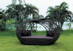 Luxury High Quality Outdoor Sunbed for Relax and Rest Material : Rattan/Wicker. Frame Material : Metal. Style : Modern. Usage : Hotel. Usage : Hotel, Outdoor, Garden, Patio etc. Disassembly : Disassembly. Color : as Picture or Customized. Customized : Customized. Condition : New. Accessories : Available. Frame : Aluminum Tube 1.2mm. Folded : No. Warranty : 2 Years. Specific Use : Sun Lounger. General Use : Outdoor Furniture. Cushion : 15 Cm Waterproof Cushion. Appearance : Modern. Application : Outdoor Daybed, Outdoor Lounge, Outdoor Furniture, Outdoor Decor, Rattan, Wicker, Waterproof Cushions, Framing Materials, Sun Lounger