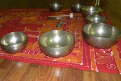Tibetan Singing Bowls and Sound Therapy