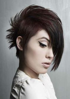 I think this is super-pretty, but hair being over ym eye would drive me nites...  I'll keep my mohawk shorter.
