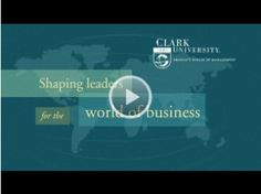 "Clark University | One of 40 ""Colleges that Change Lives"""