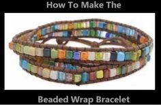 Lots of Free Jewelry Making Tutorials & Lessons: FREE How To Make A Beaded Jewelry