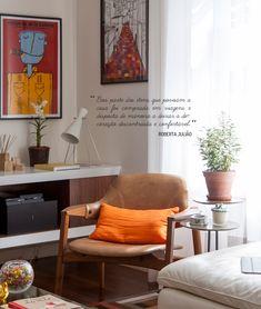 Open house - Roberta Julião. Veja: http://casadevalentina.com.br/blog/detalhes/open-house--roberta-juliao-2860 #decor #decoracao #interior #design #casa #home #house #idea #ideia #detalhes #details #openhouse #style #estilo #casadevalentina