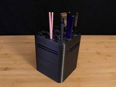 UV-Light brush cleaner