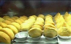 Empadinha da Padaria Lisboa   Pães e salgados   Mais Você - Receitas Gshow