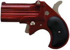 Cobra Derringer    COB DERRINGR 9MM-RED/BLACK