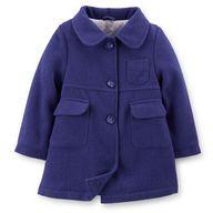 Purple Swing Coat