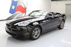 eBay: 2013 Ford Mustang Base Convertible 2-Door 2013 FORD MUSTANG V6 PREMIUM CONVERTIBLE SOFT TOP… #fordmustang #ford usdeals.rssdata.net