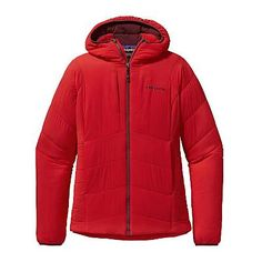 Patagonia Womens Nano-Air Hoody. French Red