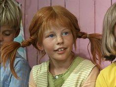 Pippi, I love her expression