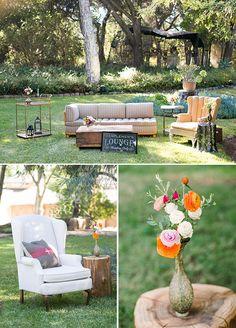 Wedding Decorations, Outdoor Wedding Ideas, Garden Wedding, California Wedding Venues    Colin Cowie Weddings