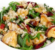 Quinoa Salad with Roasted Red Potatoes | Amazing Mexican Recipes