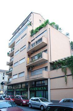 Casa Lavezzari, Milano - Terragni www.tourismando.it for your vacations!!