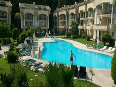 Wonderful Private holiday apartment in Icmeler, Marmaris Turkey.  Bedr: 2 | Lr: 1 | Baths: 1 | Sleeps: 6 pax | Shared pool | AirConWiFi   www.marmarishouserentals.com