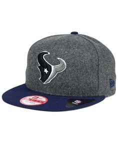 New Era Houston Texans Shader Melt 9FIFTY Snapback Cap Houston Texans ea85e5f11