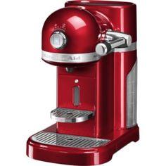 Nespresso KITCHENAID 5KES0503ECA/5 Pomme d'amour, Tous les expressos sur Boulanger