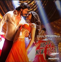 HAPPY NEW YEAR COUNTDOWN . BRAND NEW PIC FOR ALL @iamsrk @deepikapadukone FANS || #HNY #SRK #DEEPIKA