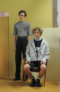 CMMN SWDN Spring/Summer 2016 - London Collections: MEN | Male Fashion Trends