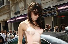 Daisy Lowe Brings Out The Cat Eyes // LFL96