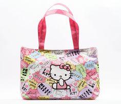Hello Kitty Tote Bag: Conversation