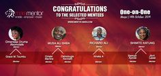 Congratulations to all the #Mara1on1 Abuja winners! Here is the fourth set of winners, stay tuned for more...