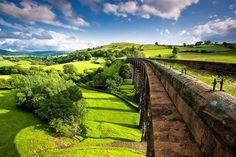 Lowgill Viaduct, Cumbria, England