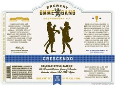 Brewery Ommegang Crescendo Will Pair Beer & Opera @ Glimmerglass Fest