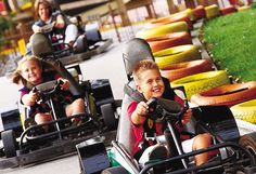 Pigeon Forge Go Karts   #PigeonForge #Pin2Win