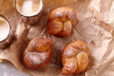 They're 'knot' quite doughnuts, but these golden fried treats are simply sublime.
