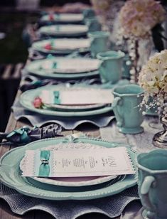 63 Creative And Cute Wedding Placemats for Every Style | HappyWedd.com