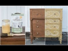 step-by-step dresser makeover - Miss Mustard Seed