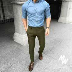 How To Style Casual Outfit For Guys Like A Pro Explained What You Should Do to Find Out About How To Style Casual Outfit For Guys Like A Pro Before You're Left Behind When most fashions accentuate the figure in… Continue Reading → Formal Dresses For Men, Formal Men Outfit, Casual Outfits, Indian Men Fashion, Mens Fashion Suits, Mode Masculine, Chinos Men Outfit, Stylish Men, Men Casual