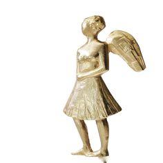 Angel. Casted Bronze. Louisa Dimitriou Studio Art, Art Object, Art Studios, Arch, Sculptures, Art Gallery, It Cast, Bronze, Angel